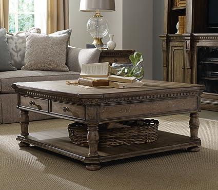 Beau Hooker Furniture Sorella Rectangle Cocktail Table