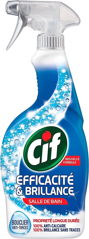 CIF - Eficiencia y brillo de baño, 20 ml