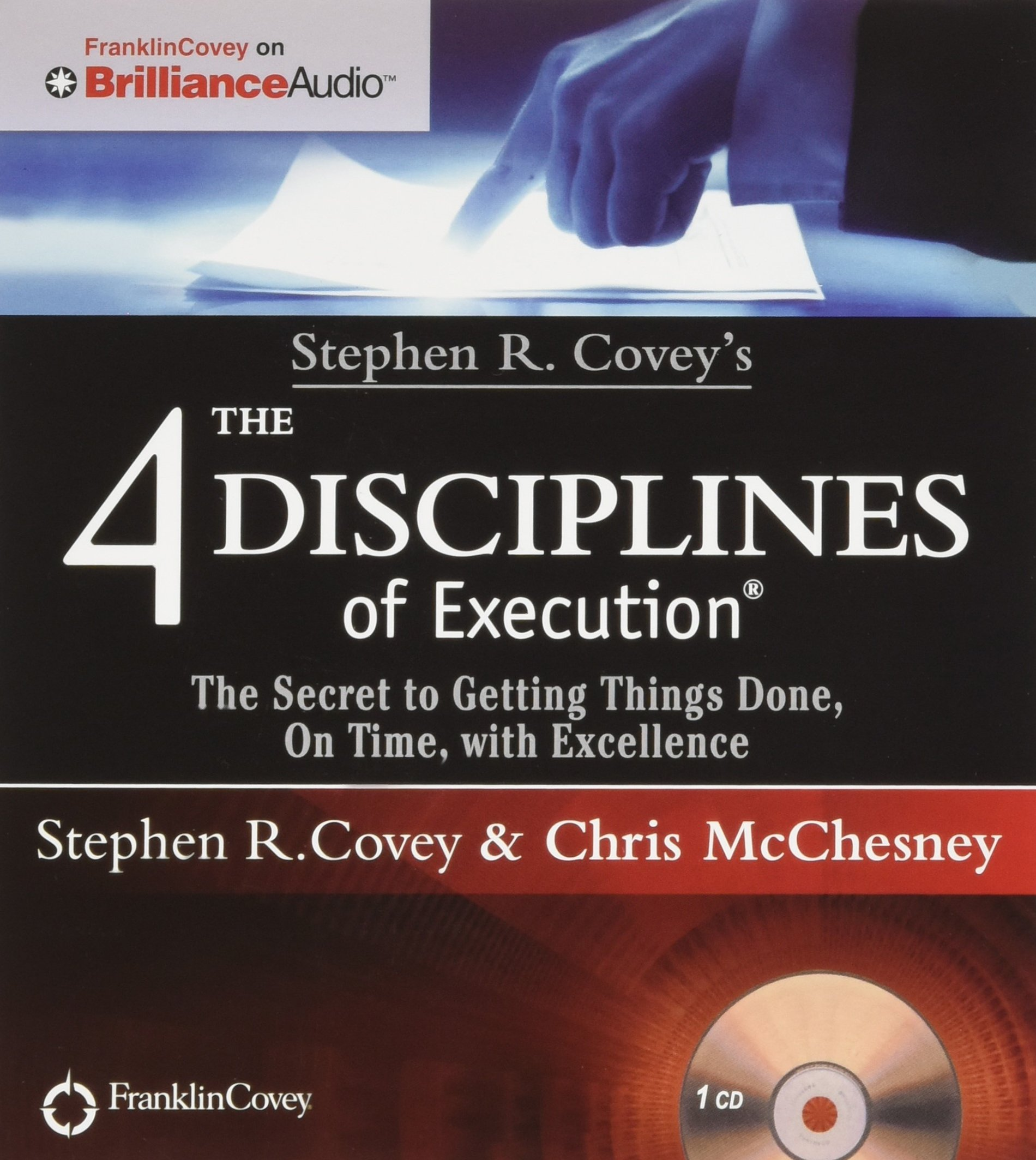 Stephen Coveys Disciplines Execution Performance product image