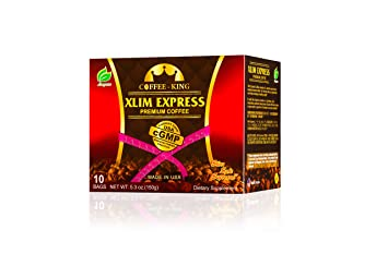 Xlim Express Weight Loss Coffee 10 Sachets Box With L Carnitine 100 Natural And No Side Effect
