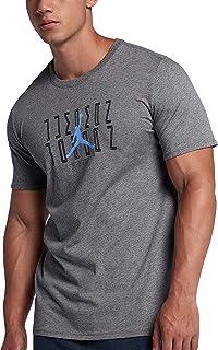 98ab9d9e355 Amazon.com: Jordan Retro 11 North Graphic Men's Shortsleeve T-Shirt ...
