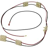 amazon frigidaire 316219019 wire harness for range home  frigidaire 316580615 spark ignition switch unit