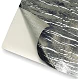 """Design Engineering 010412 Reflect-A-Cool Heat Reflective Adhesive Backed Sheet, 36"""" x 48"""""""