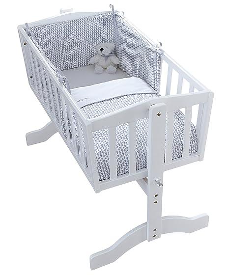 aba053cac1860 Clair de Lune Barley Bebe Quilt   Bumper Bedding Set