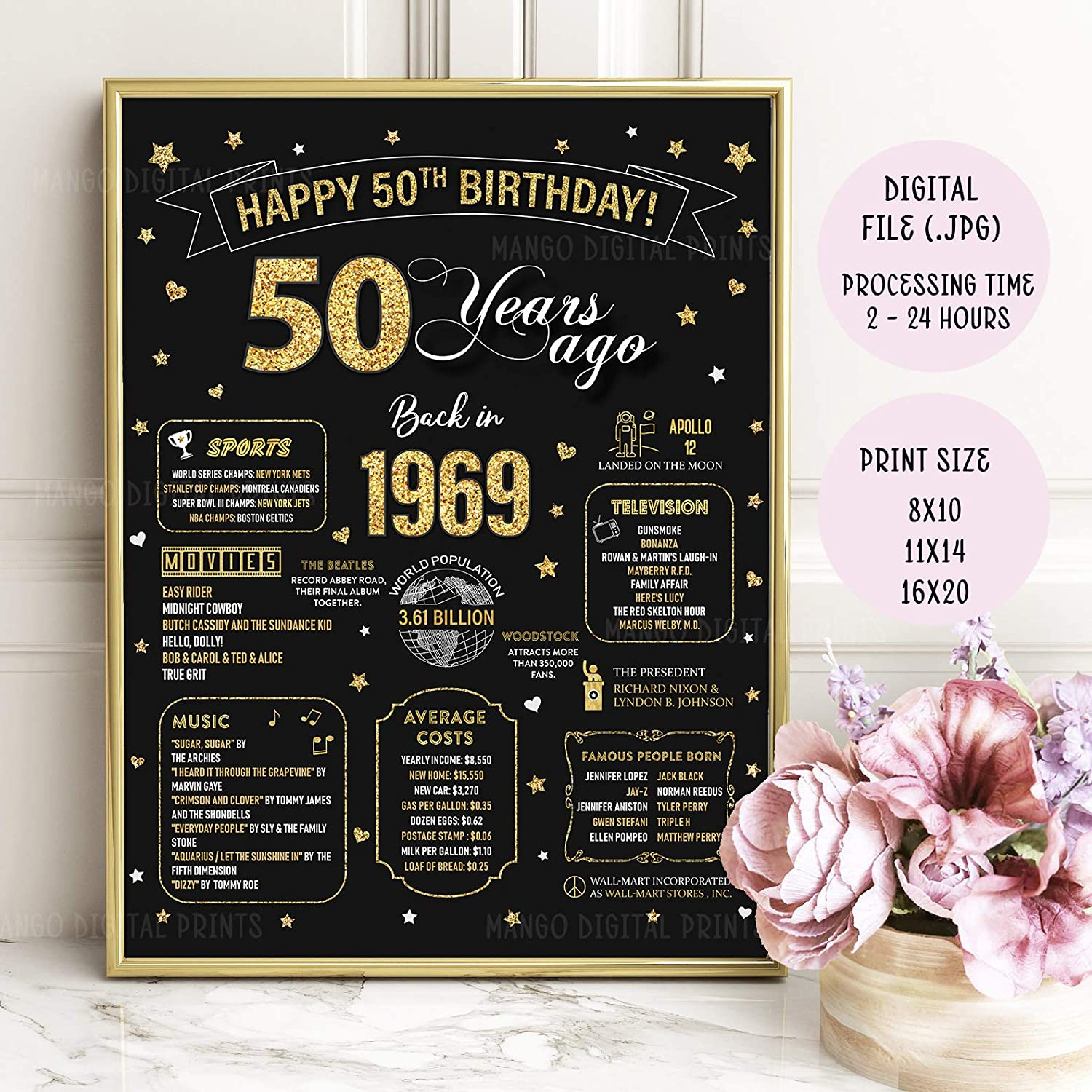 50th Birthday Party Ideas For A Woman.Amazon Com 50th Birthday Decorations Gifts For Women Or Men