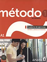 Método De Español. A1. Cuaderno De Ejercicios.