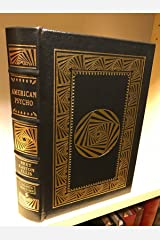 American Psycho - Signed Edition Leather Bound
