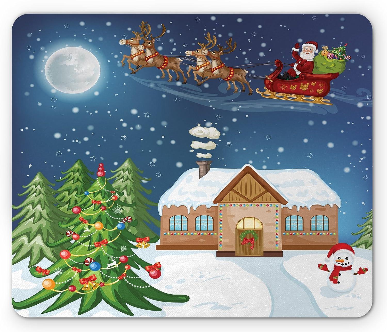 Rudolph the Red Nosed Reindeer Aluminum sign SANTA xmas CHRISTMAS DECOR