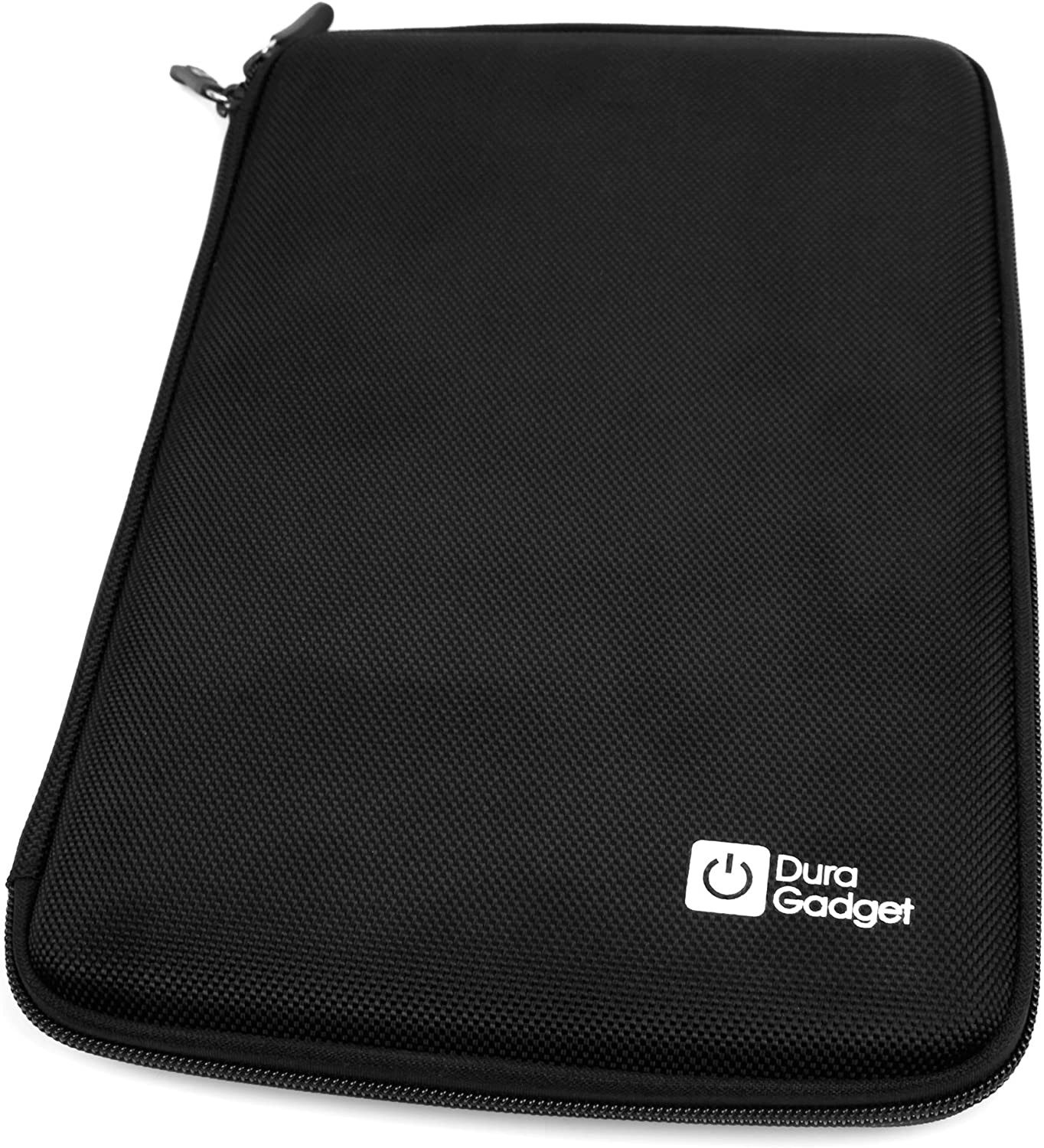 DURAGADGET Black Hard Armoured Shell Case - Compatible with Acer Iconia One 10 B3-A20 Tablet