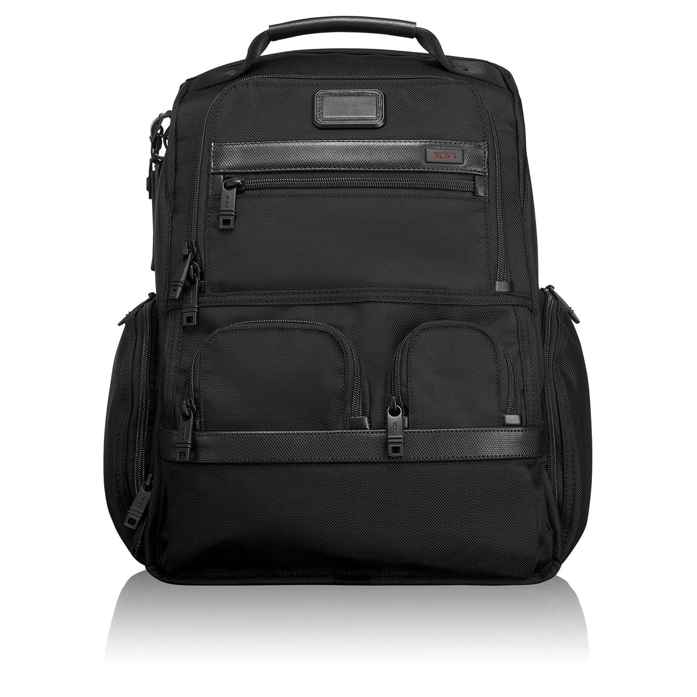 (トゥミ) TUMI Unisex Business Laptop Backpack 男女共用ビジネスラップトップバックパック (並行輸入品) One Size ブラック B07P5L52PN