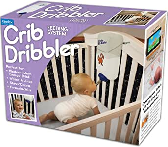 """Prank Pack """"Crib Dribbler"""" - Wrap Your Real Gift in a Prank Funny Gag Joke Gift Box - by Prank-O - The Original Prank Gift Box 