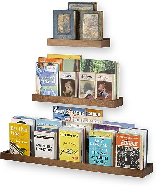Mini Wall Shelf Floating Shelves Tidy Storage Display Rack Home Furniture
