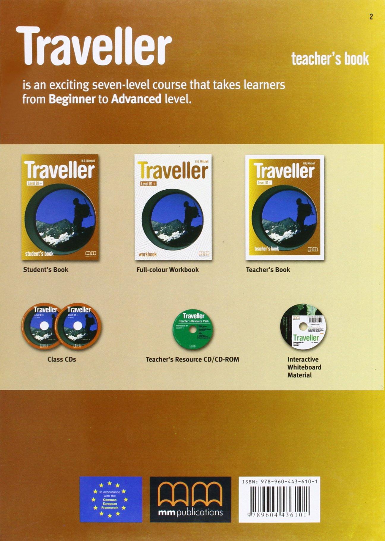 Traveller B1 Students Book Pdf