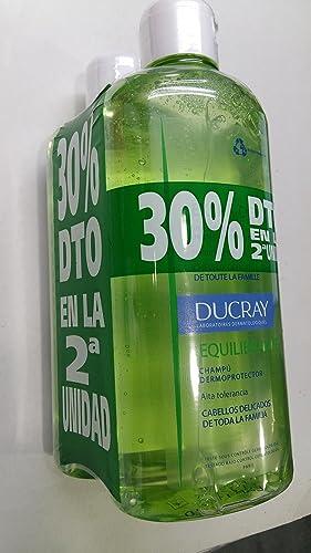 Ducray Ducray Equilibrante Champu 400Ml Pack - 1 Unidad: Amazon.es