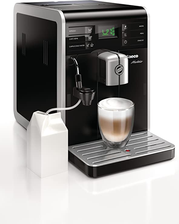 Cafetera Espresso SuperAutomática Saeco