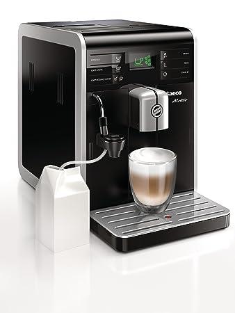 Saeco HD8768 01 automatic Espresso Machine Moltio Milk Frother