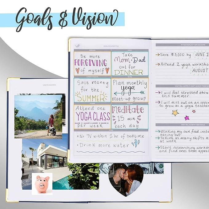 Vivir ballena Planner - Calendario diario Diary Edition 2017 ...