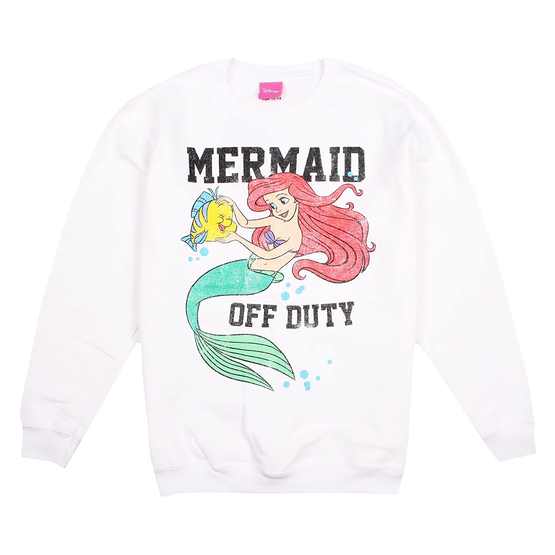 Disney Girl's Off Duty Sweatshirt RBGCS180