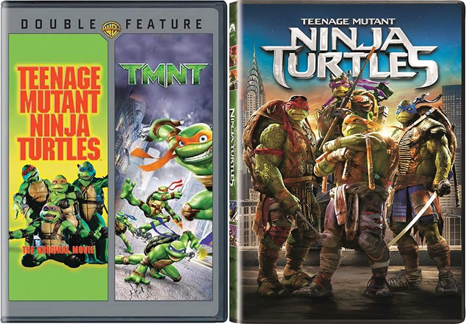 Amazon.com: Turtle-Y Awesome Live Action Teenage Mutant ...