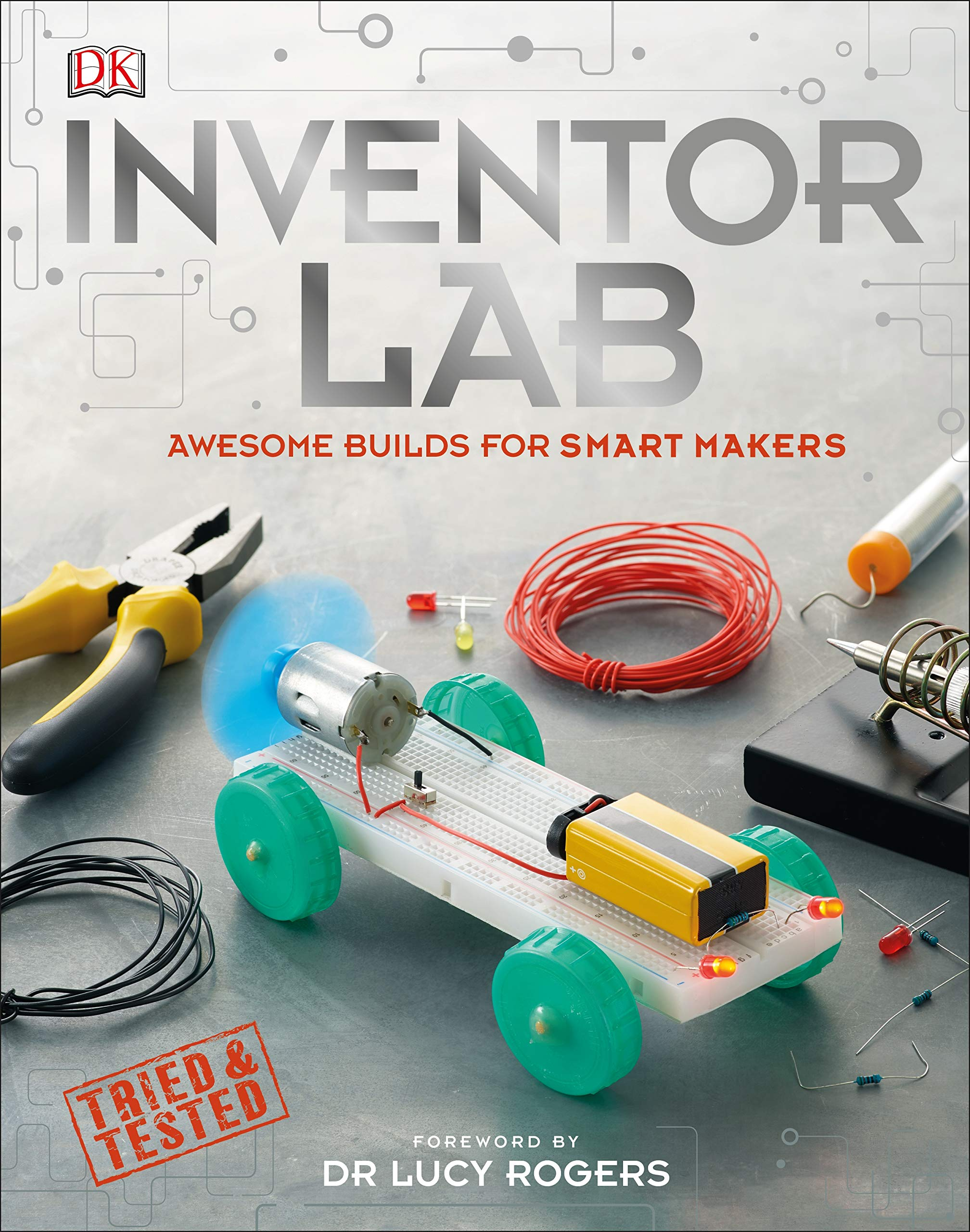 Inventor Lab: Awesome Builds for Smart Makers: Amazon.es: DK, Rogers, Dr Lucy: Libros en idiomas extranjeros
