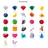BePuzzled Original 3D Crystal Jigsaw Puzzle