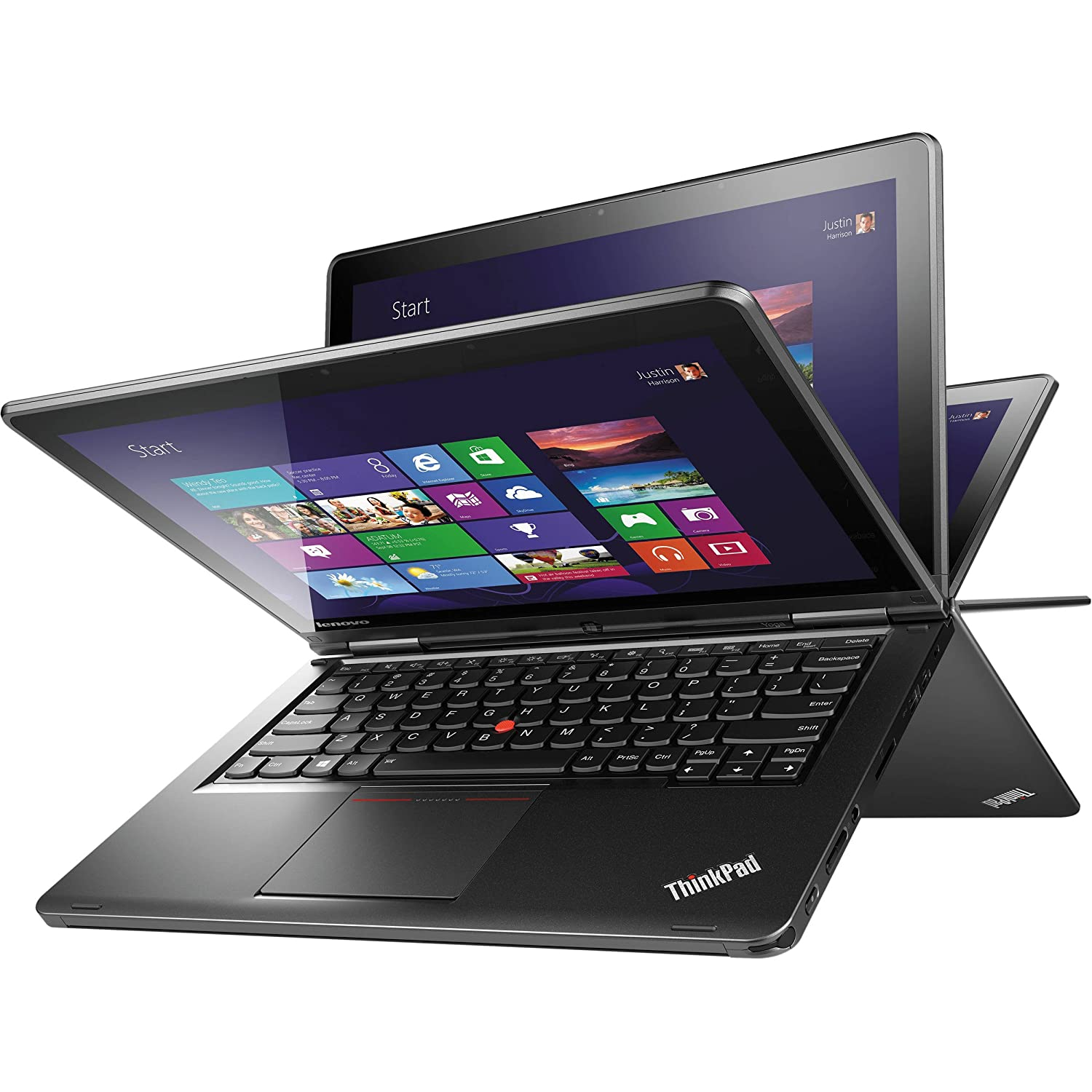 Amazon.com: New Lenovo ThinkPad S1 Yoga 12 (20DKS1UX00) 2-in ...