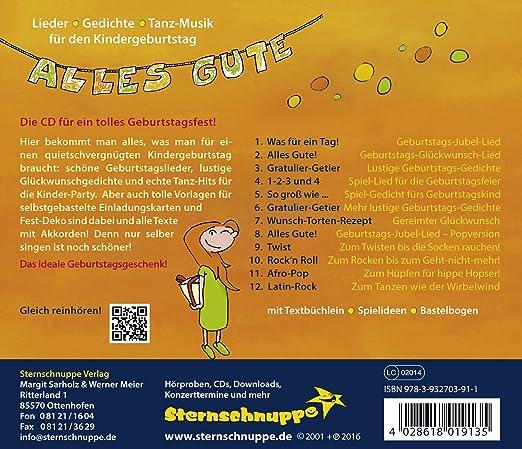 Sternschnuppe Alles Gute Amazoncom Music