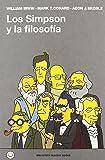 Los Simpson y la filosofía (Biblioteca Blackie Books)
