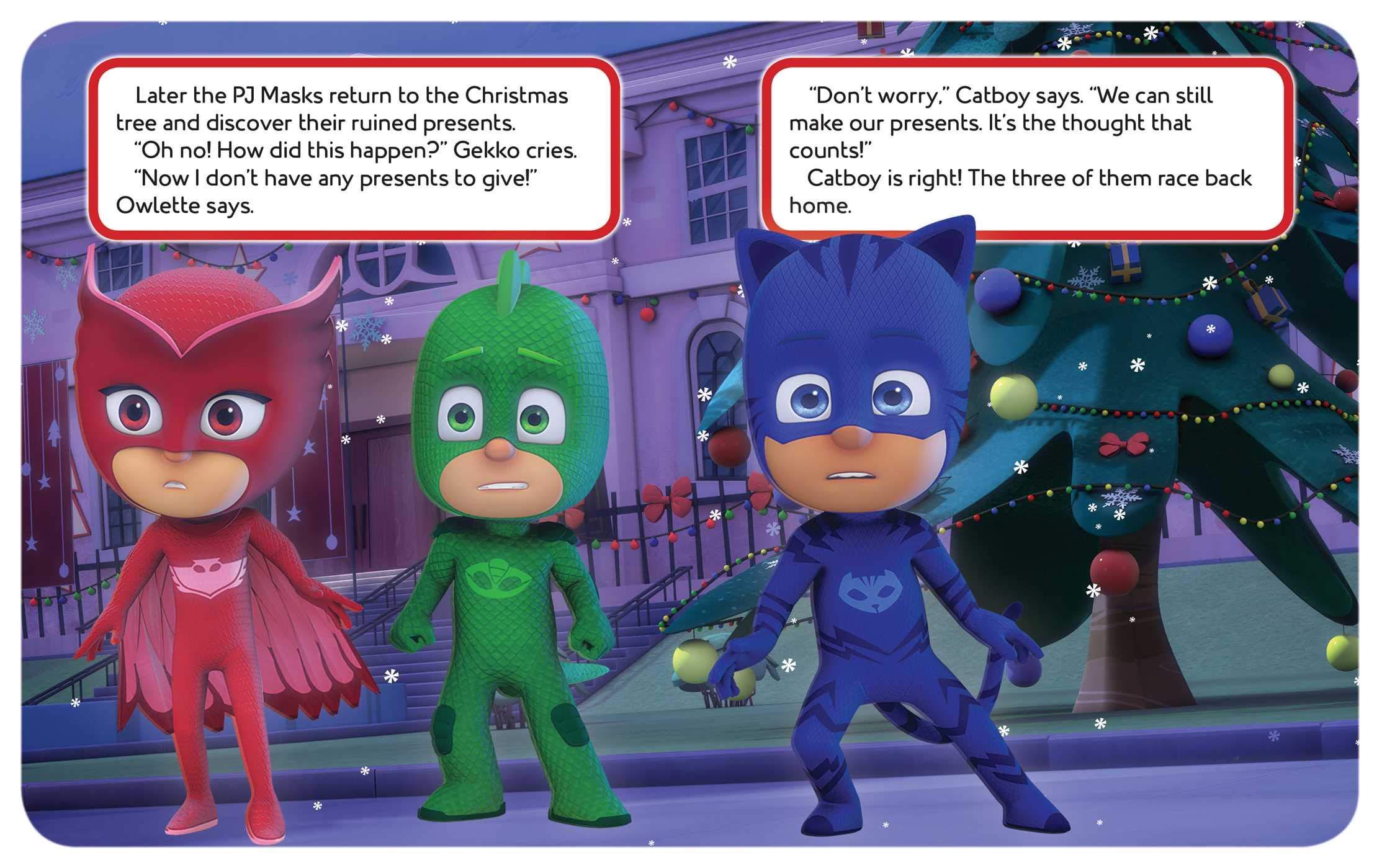 Merry Christmas, PJ Masks! : Nakamura, May: Amazon.es: Libros