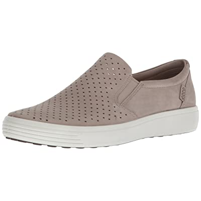 ECCO Men's Soft 7 Slip On Sneaker | Fashion Sneakers