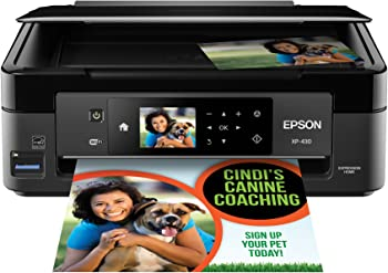Epson Expression Home XP-430 Wireless Small-in-One Printer