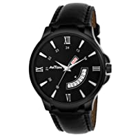 Axton AXT_001 Partywear/Formal/Casual Black Dial Day and Date Boys Watch - for Men