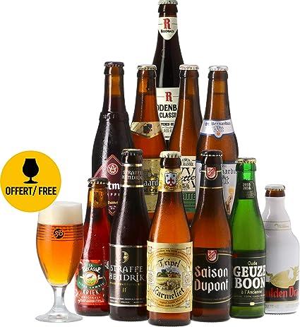 Colección increíbles cervezas - Idea de regalo (Colección Las más populares): Amazon.es: Alimentación y bebidas