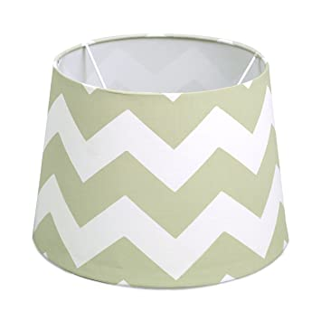 Lolli Living Sea Glass Grey Lamp Shade