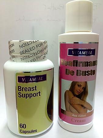 Breast Support & Reafirmante De Busto