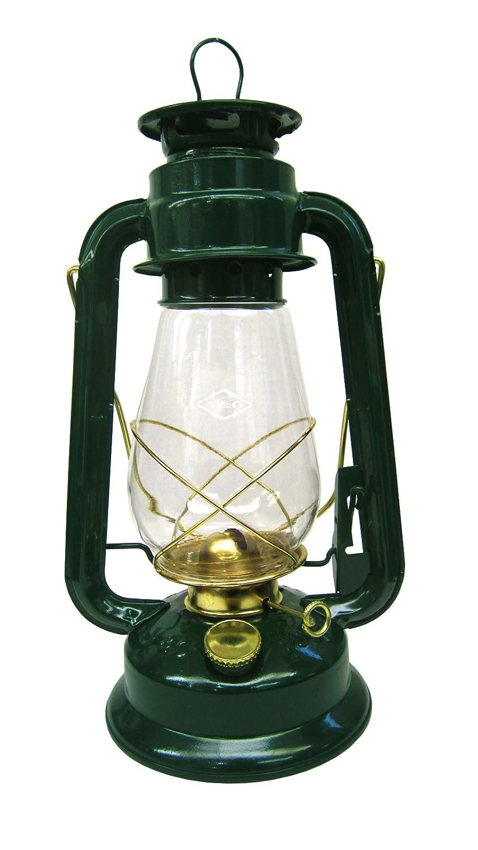 Black V/&O 210-21000 Pathfinder Brass Trim Oil Lantern