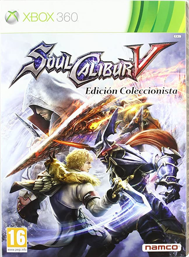 Soulcalibur 5 - Collector Edition: Amazon.es: Videojuegos