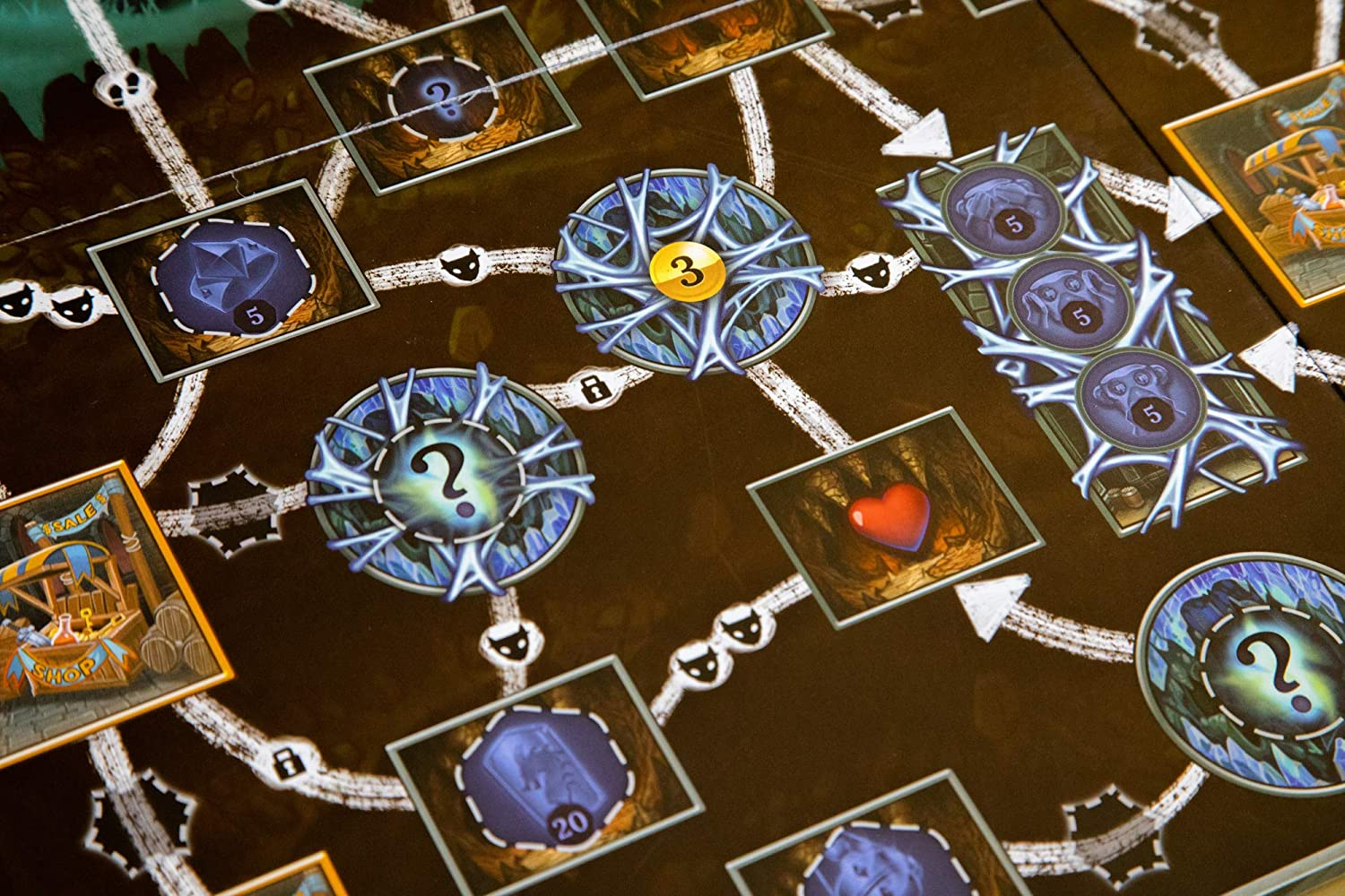 Renegade Game Studios rgs00841 Clank Expeditions: Oro & Silk ...