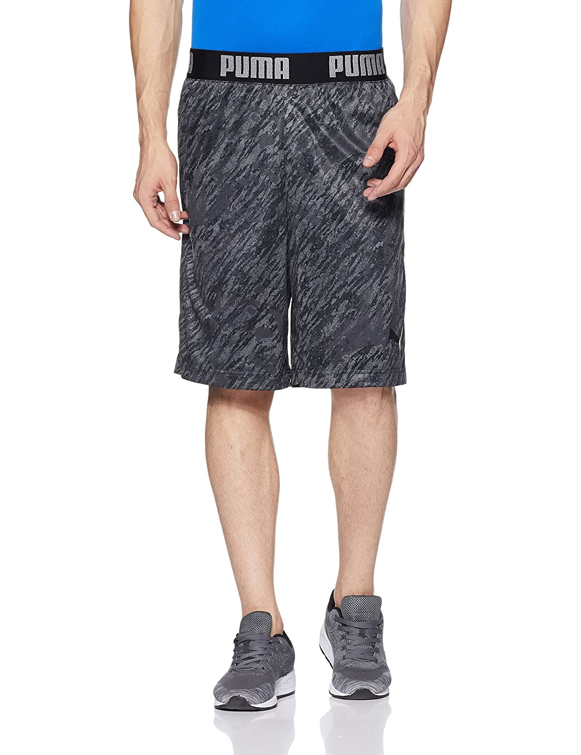 33c33a632be8 Puma Men s Reversible Knitted Shorts  Amazon.co.uk  Sports   Outdoors