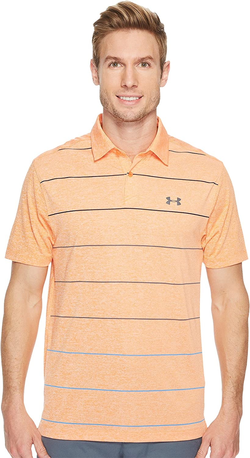 Under Armour Mens CoolSwitch Pivot Polo