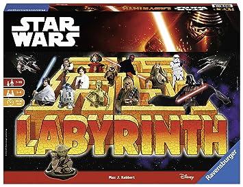 Star Wars Star Wars 00 026 666 Juego De Mesa 7 A Ntildeos