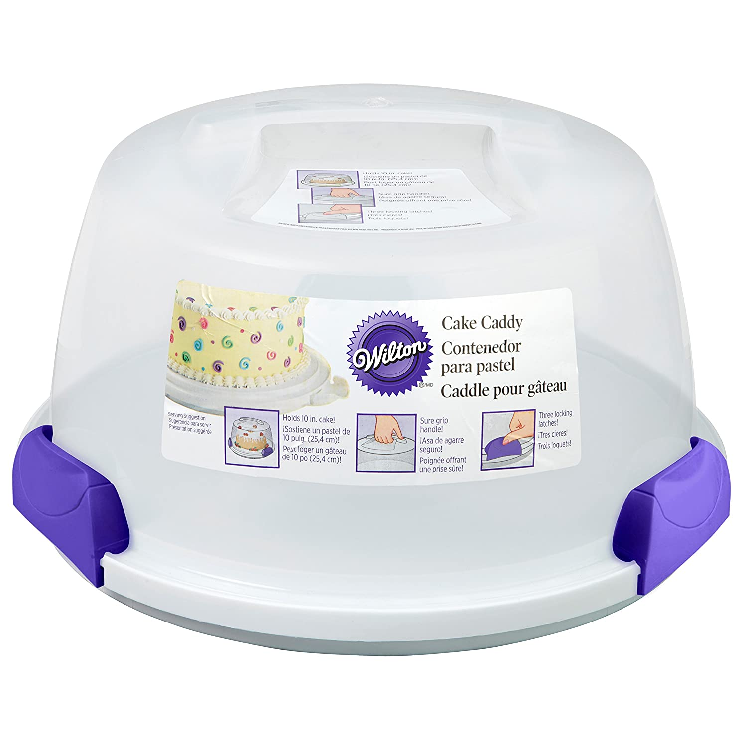 Wilton Cake Caddy W9952