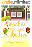 Beaches, Blogging, and Bodies (Craft Circle Cozy Mystery Book 6)
