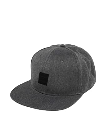 267b558e1e034e JACK   JONES Herren Snapback Caps jacJames grau Verstellbar  Amazon ...