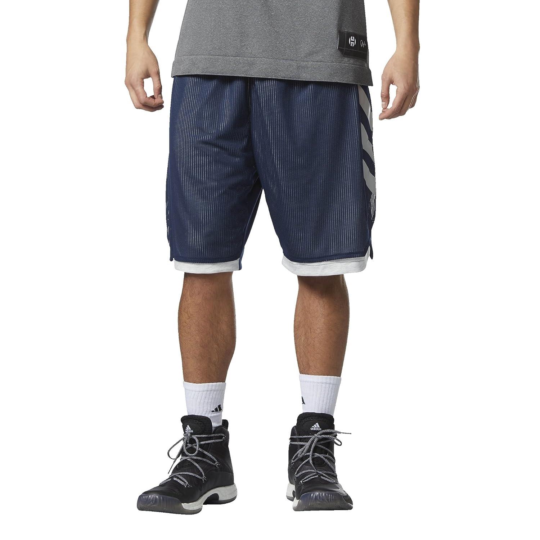 adidas Hrdn Short Comm Pantalón Corto de Baloncesto, Hombre