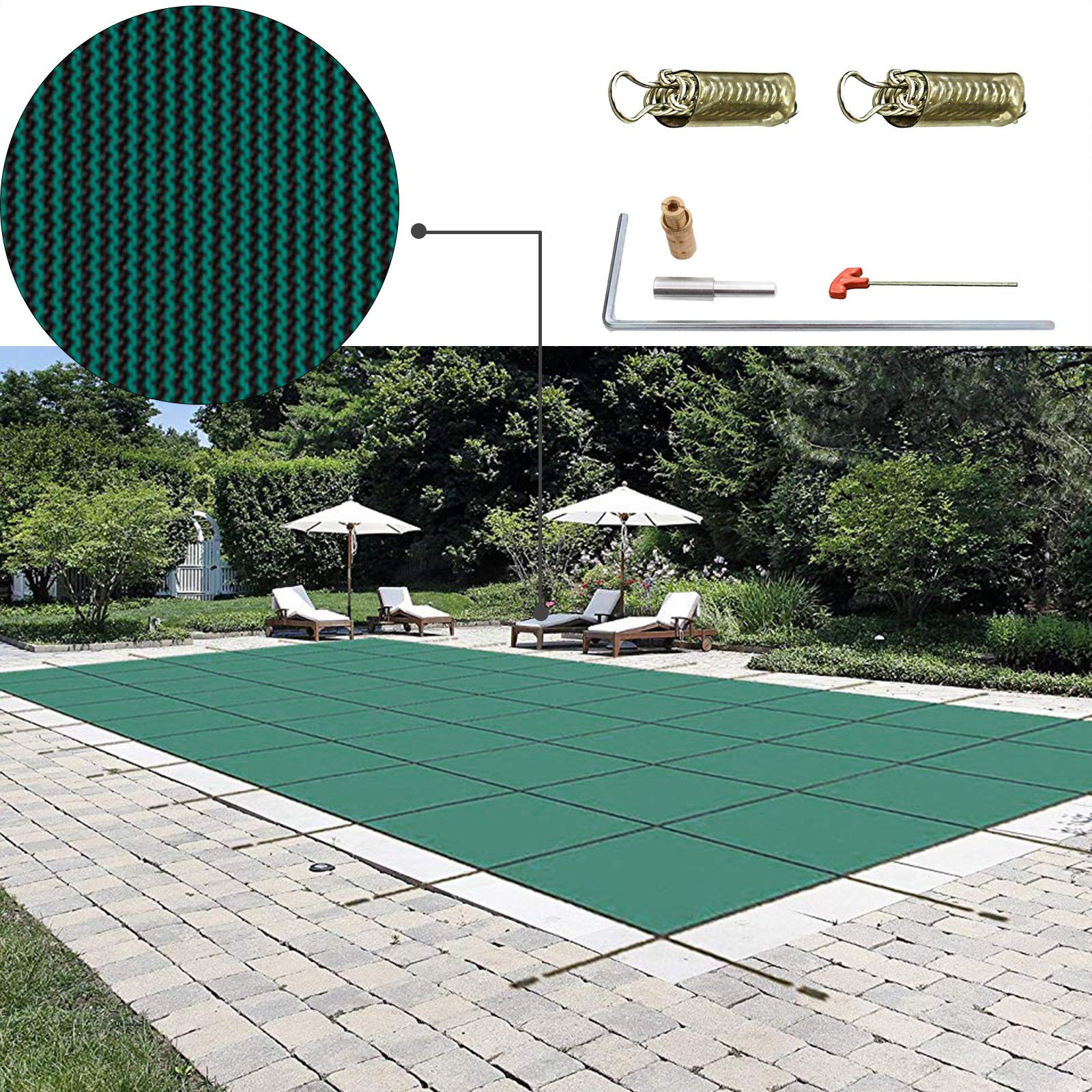 Best Rated in Pool Safety Covers & Helpful Customer Reviews ... on