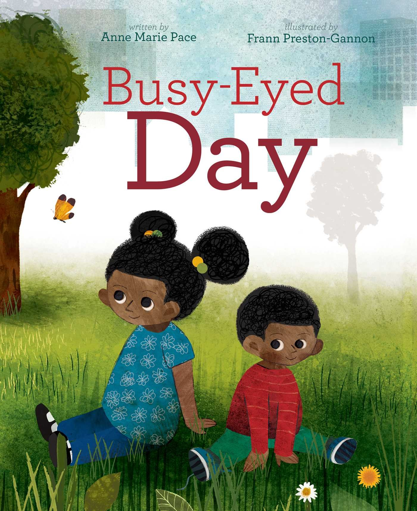 Busy-Eyed Day by Beach Lane Books (Image #1)