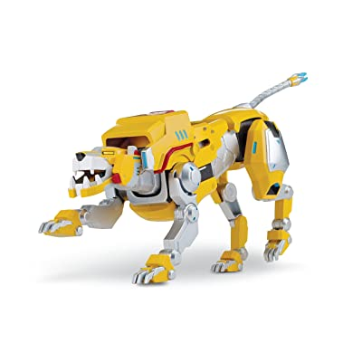 Voltron Legendary Combinable Yellow Lion Action Figure: Toys & Games