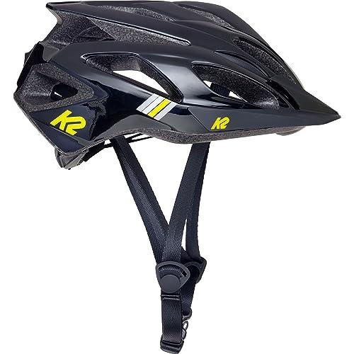 K2 Casco Unisex de Color Negro de la Marca Unisex Vo2 Helmet Black Negro