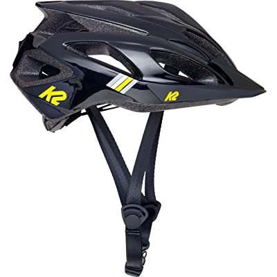 K2 Vo2 Helmet Black Casques de Protection Inlines Skates Mixte